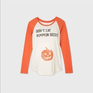 Halloween Maternity shirt - Ingrid & Isabel - XS